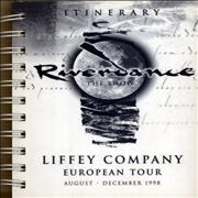 Click here for more info about 'Bill Whelan - Riverdance - Quantity Of Eight Tour Itinerary Books'