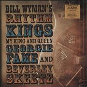 Click here for more info about 'Bill Wyman - My King And Queen: Georgie Fame And Beverley Skeete'