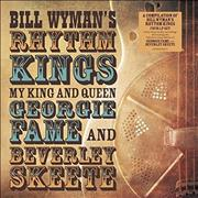 Click here for more info about 'Bill Wyman - My King And Queen: Georgie Fame And Beverley Skeete - Sealed'