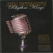 Click here for more info about 'Bill Wyman - Roots, Rock & Soul'