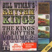 Click here for more info about 'Bill Wyman - The Kings Of Rhythm Volume 2: Keep On Truckin''