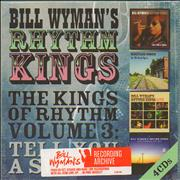 Click here for more info about 'Bill Wyman - The Kings Of Rhythm Volume 3: Tell You A Secret'