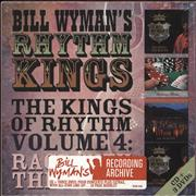 Click here for more info about 'Bill Wyman - The Kings Of Rhythm Volume 4: Race With The Devil - Sealed'