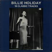 Click here for more info about 'Billie Holiday - 16 Classic Tracks'