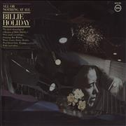 Click here for more info about 'Billie Holiday - All Or Nothing At All'