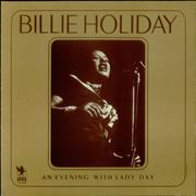 Click here for more info about 'Billie Holiday - An Evening With Lady Day'