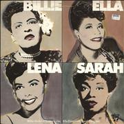 Click here for more info about 'Billie Holiday - Billie, Ella, Lena & Sarah'