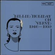 Click here for more info about 'Billie Holiday - Billie Holiday On Verve 1946-1959'