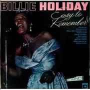 Click here for more info about 'Billie Holiday - Easy To Remember'