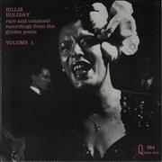 Click here for more info about 'Billie Holiday - Rare And Unissued Recordings From The Golden Years - Volumes One - Three'