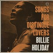 Click here for more info about 'Billie Holiday - Songs For Distingué Lovers'