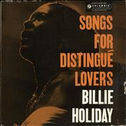 Click here for more info about 'Songs for Distingué Lovers'