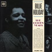 Click here for more info about 'Billie Holiday - The Golden Years Volume Two'