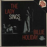 Click here for more info about 'Billie Holiday - The Lady Sings Vol. 1'