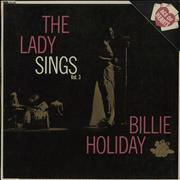 Click here for more info about 'Billie Holiday - The Lady Sings Vol. 3'