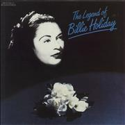 Click here for more info about 'Billie Holiday - The Legend Of Billie Holiday'