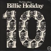 Click here for more info about 'Billie Holiday - The Voice Of Jazz Volume 10'