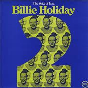 Click here for more info about 'Billie Holiday - The Voice Of Jazz Volume 2'