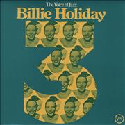 Click here for more info about 'Billie Holiday - The Voice Of Jazz Volume 3'