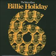 Click here for more info about 'Billie Holiday - The Voice Of Jazz Volume 6'