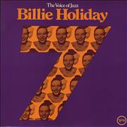 Click here for more info about 'Billie Holiday - The Voice Of Jazz Volume 7'