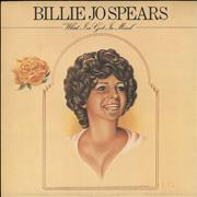 Click here for more info about 'Billie Jo Spears - What I've Got In Mind'