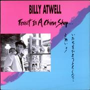 Billy Atwell Ferret In A China Shop ... USA vinyl LP