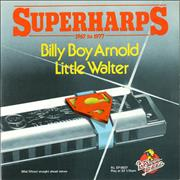 Click here for more info about 'Billy Boy Arnold - Superharps 1967 to 1977'