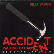 Click here for more info about 'Billy Bragg - Accident Waiting To Happen: Red Star Live CD'