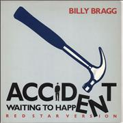 Click here for more info about 'Billy Bragg - Accident Waiting To Happen'
