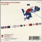 Click here for more info about 'Billy Bragg - England, Half English'