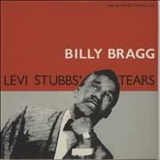 Click here for more info about 'Billy Bragg - Levi Stubbs' Tears - Injection'