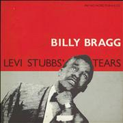 Click here for more info about 'Billy Bragg - Levi Stubbs' Tears - Solid'
