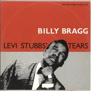Click here for more info about 'Billy Bragg - Levi Stubbs' Tears'