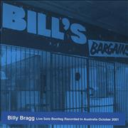 Click here for more info about 'Billy Bragg - Live Solo Bootleg Recorded In Australia October 2001'
