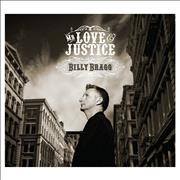 Click here for more info about 'Billy Bragg - Mr Love & Justice'