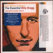 Click here for more info about 'Billy Bragg - Must I Paint You A Picture?: The Essential'