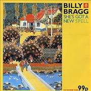 Click here for more info about 'Billy Bragg - She's Got A New Spell'