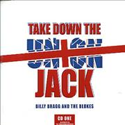 Click here for more info about 'Billy Bragg - Take Down The Union Jack'