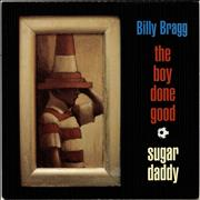 Click here for more info about 'Billy Bragg - The Boy Done Good'