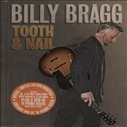 Click here for more info about 'Billy Bragg - Tooth & Nail - Deluxe Edition - Sealed'