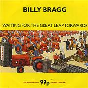 Click here for more info about 'Billy Bragg - Waiting For The Great Leap Forwards'