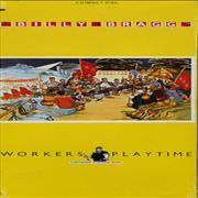 Click here for more info about 'Billy Bragg - Worker's Playtime - Long Box'