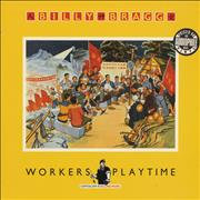 Click here for more info about 'Billy Bragg - Workers Playtime'