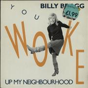 Click here for more info about 'You Woke Up My Neighbourhood EP'