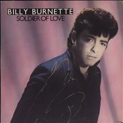 Click here for more info about 'Billy Burnette - Soldier Of Love'