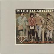 Click here for more info about 'Billy Childish - All Our Forts Are With You - Sealed'