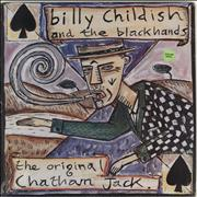 Click here for more info about 'Billy Childish - The Original Chatham Jack - Green Vinyl'