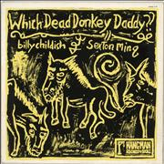 Click here for more info about 'Billy Childish - Which Dead Donkey Daddy?'