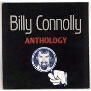 Billy Connolly Anthology Ireland (republic of) vinyl LP